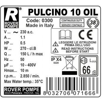 FILT. PULCINO INOX